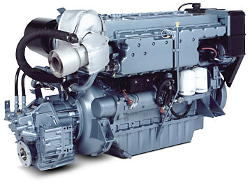 Perkins range of marine diesel engines | Perkins Engines