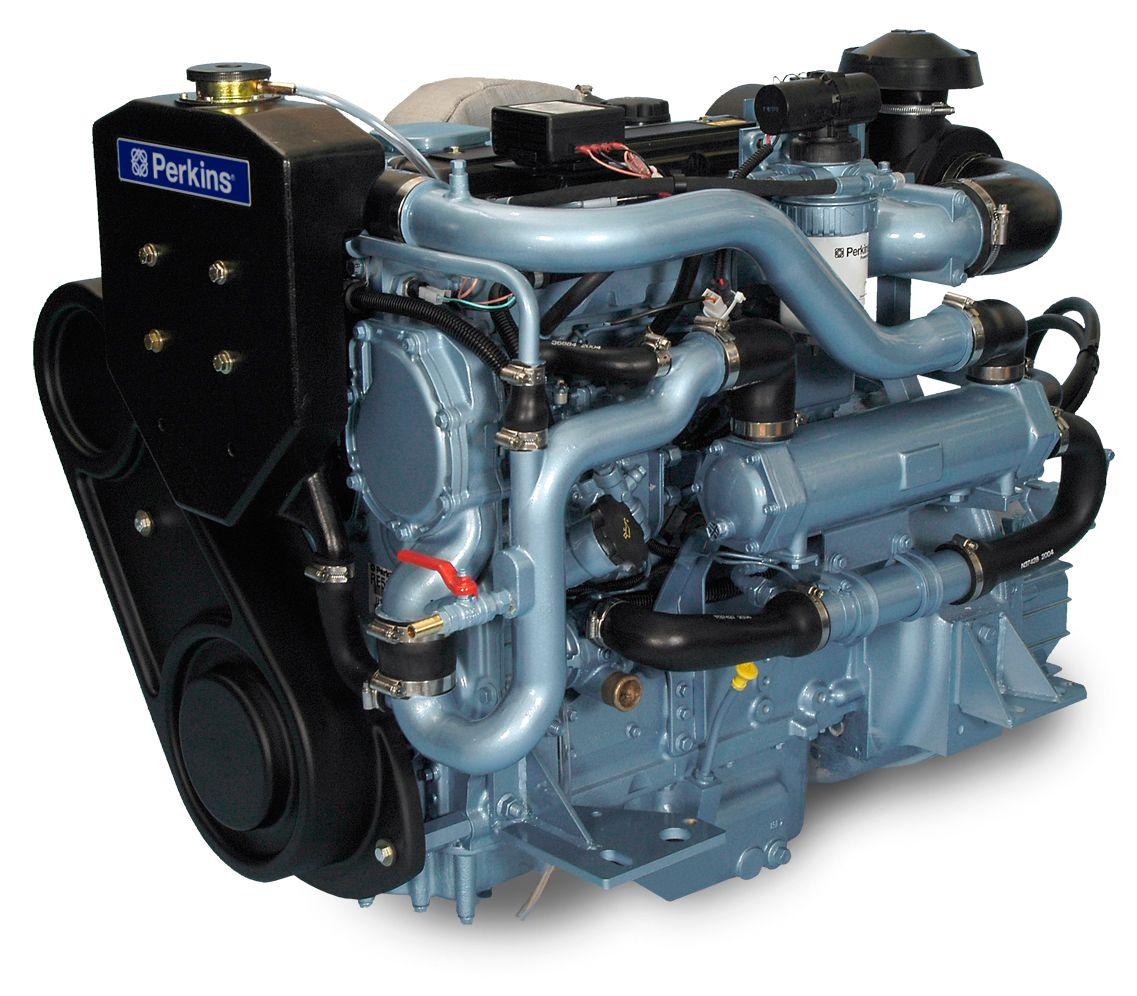 M92B Perkins Marine Engine