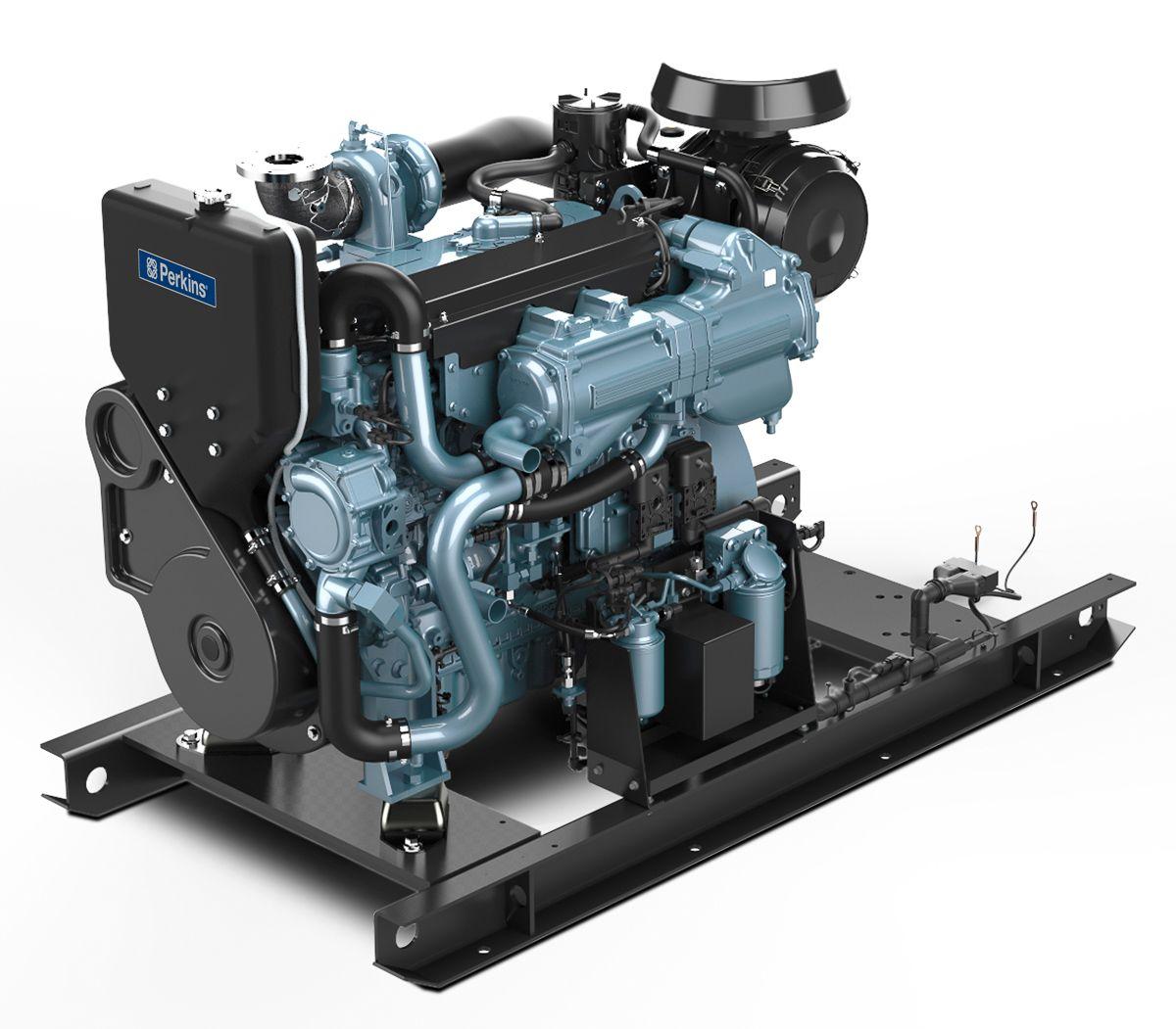 E70M Perkins Marine Engine