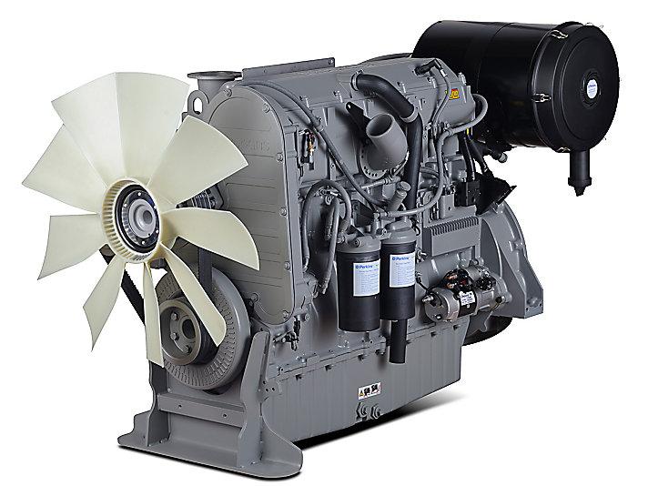 2506C-E15TAG Electric Power Diesel Engine