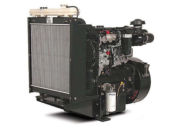 1104D-E44TG Electric Power Diesel Engine