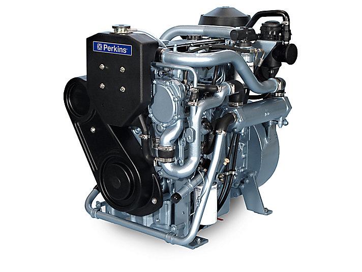 4.4TGM Marine Diesel Engine