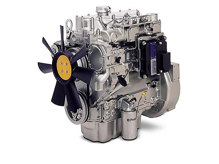 C Cc G on Perkins 4 Cylinder Engine