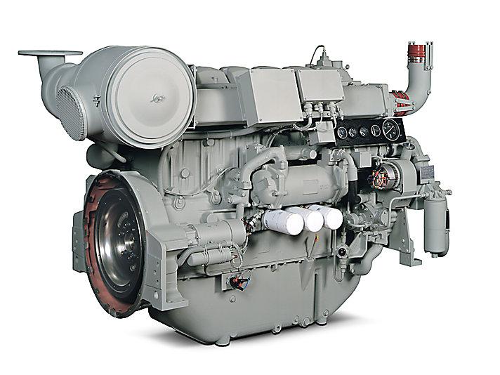 4006-23TAG Electric Power Diesel Engine