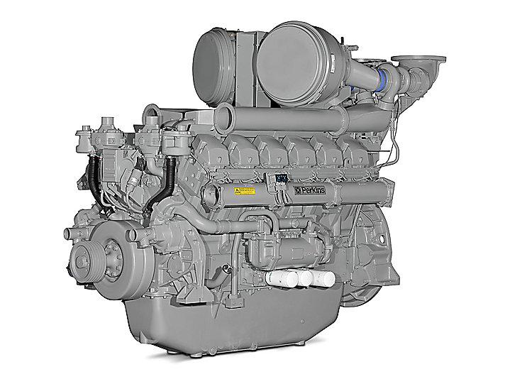 4012-46TAG Electric Power Diesel Engine