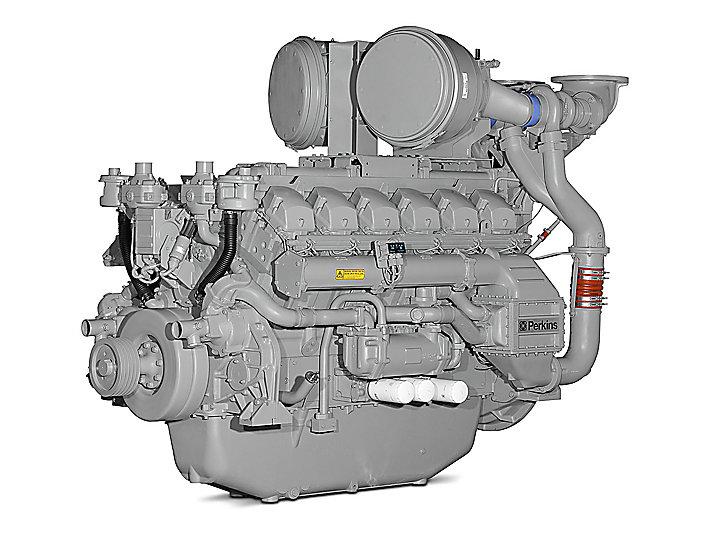 4012-46TWG Electric Power Diesel Engine