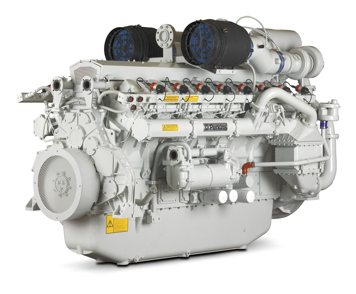 Gas | Perkins Engines