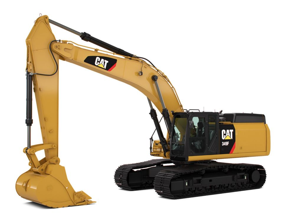 New 349f Hydraulic Excavator For Sale Walker Cat