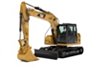 311F L RR Hydraulic Excavator marketing ready geometry