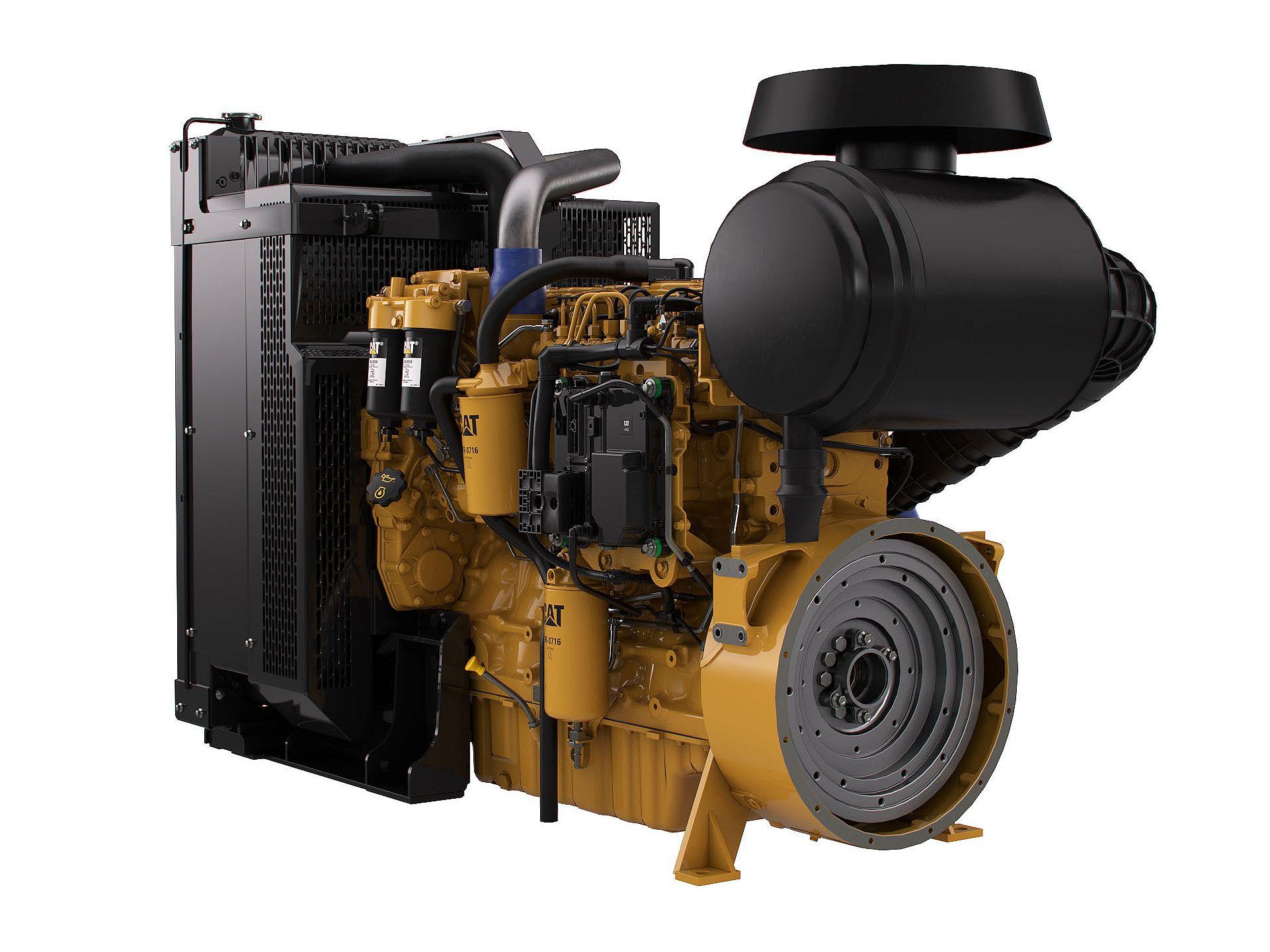C7.1 Industrial Power Unit