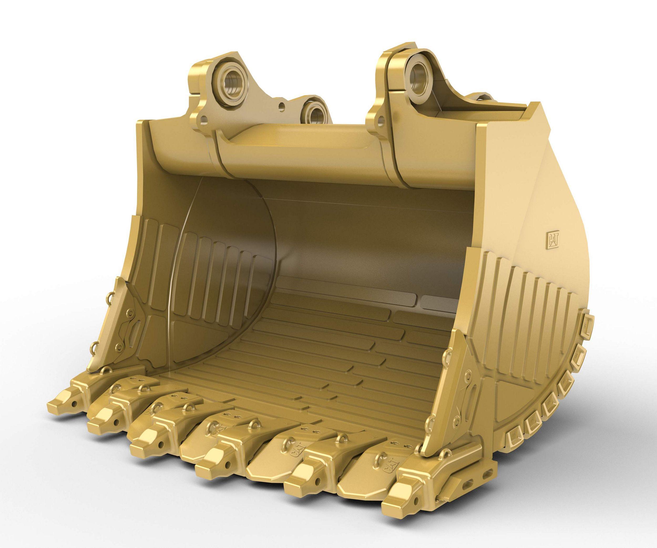 7m³ (9.2yd³) Standard Rock bucket for the 6020B Hyd Mining Shovel