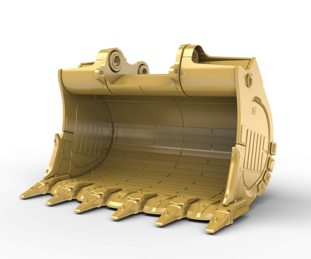 12m³ (15.7yd³)  Standard Rock bucket for the 6030 Hyd Mining Shovel>