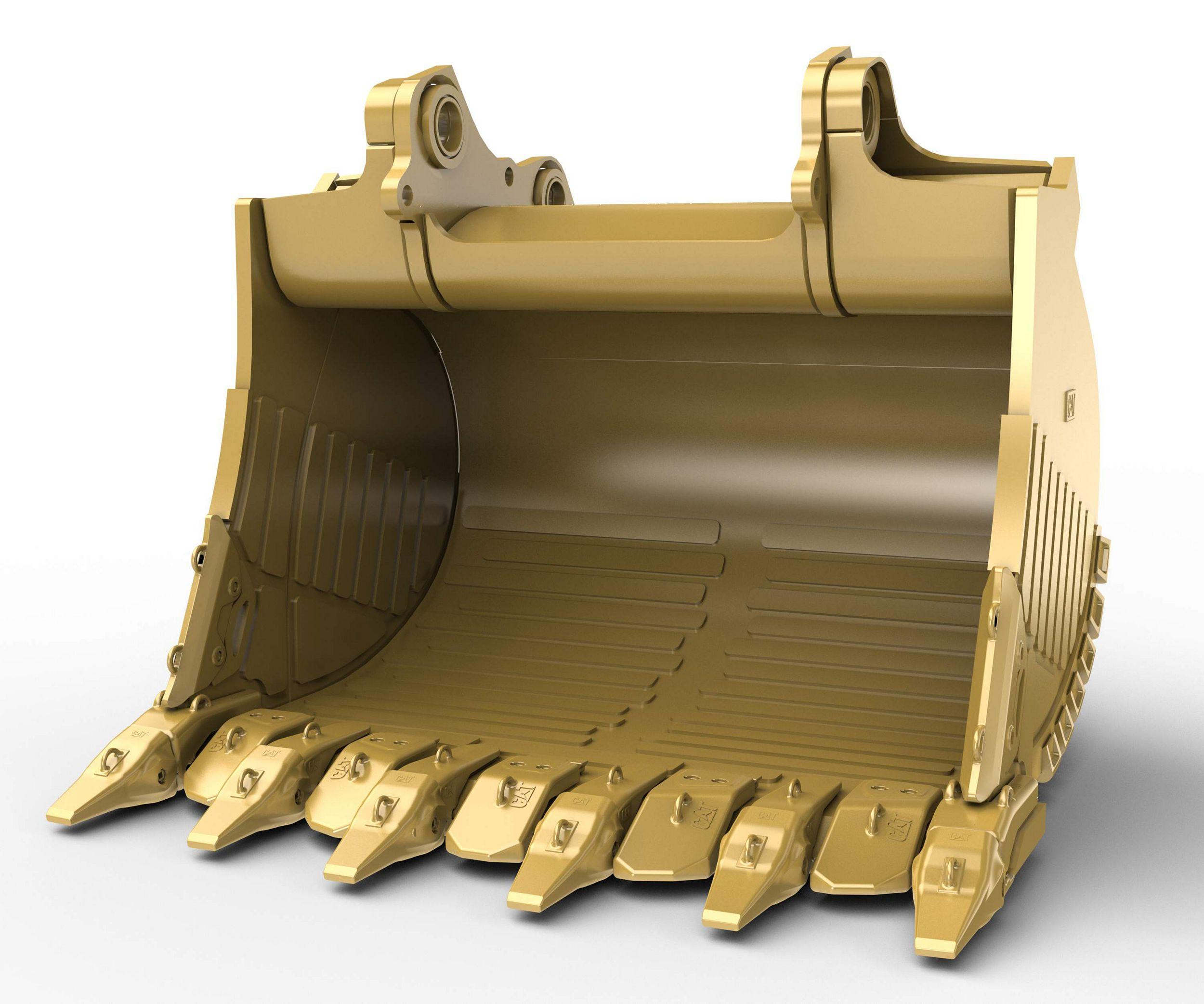 11m³ (14.4yd³) Standard Rock bucket for the 6020B Hyd Mining Shovel