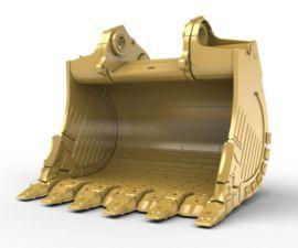 25m³ (32.7yd³) Iron Ore