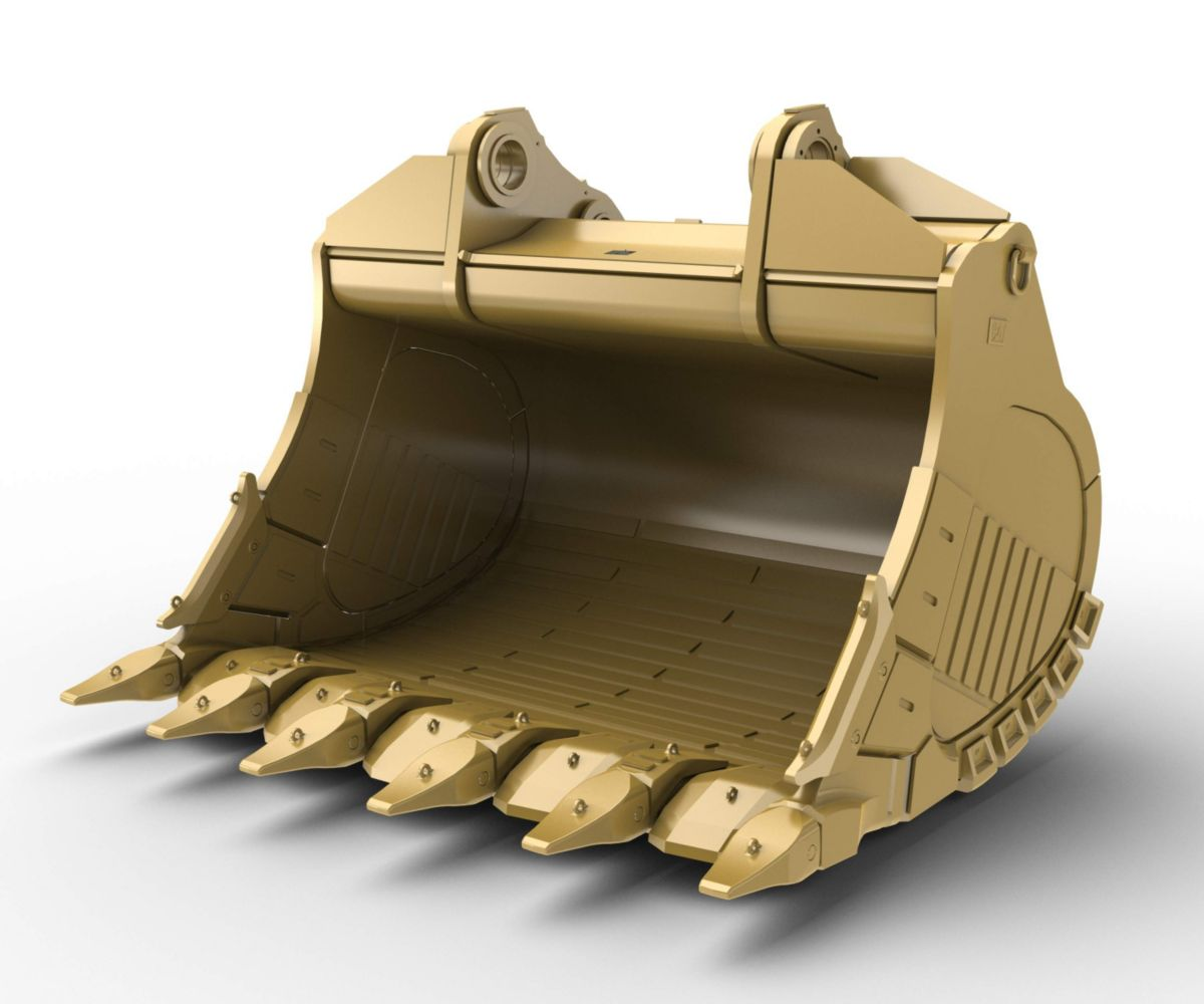 20m³ (26.2yd³) Heavy Rock bucket for the 6040 Hyd Mining Shovel>