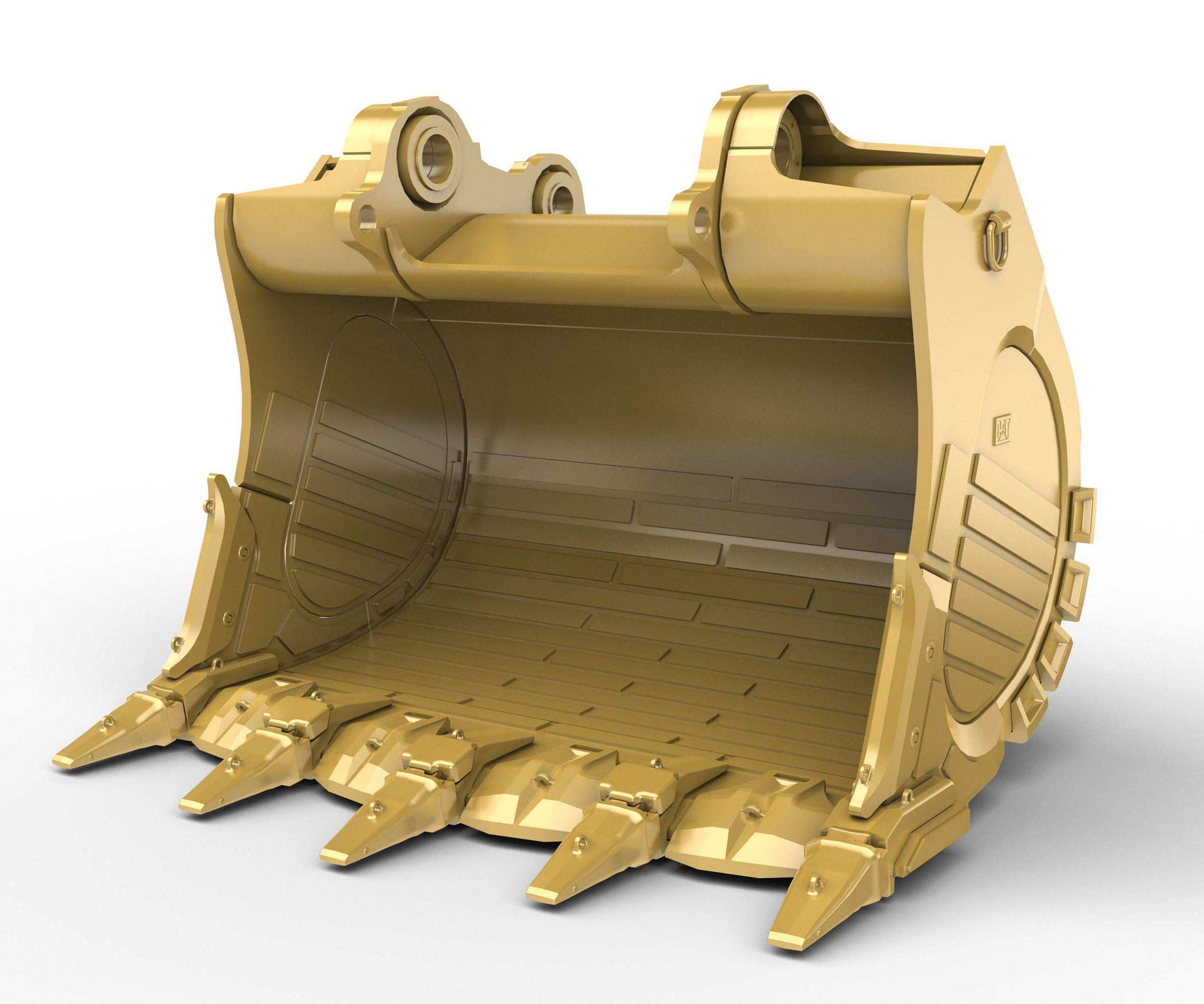 15m³ (19.6yd³) Heavy Rock bucket for the 6030 Hyd Mining Shovel