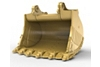 12m³ (15.7yd³) Heavy Rock bucket for the 6020B Hyd Mining Shovel