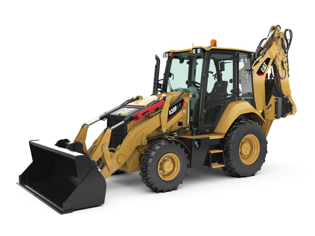 430F2/430F2 IT Backhoe Loader