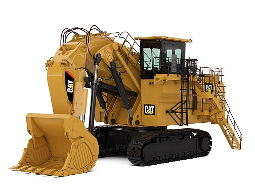 6030/6030 FS - Hydraulic Mining Shovels