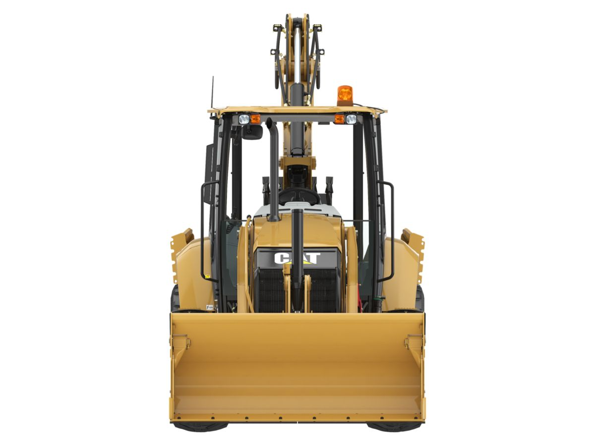Cat® Backhoe Loaders For Rent in Arkansas | Riggs CAT