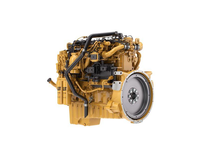 C9.3 Tier 4 Diesel Engines - Highly Regulated