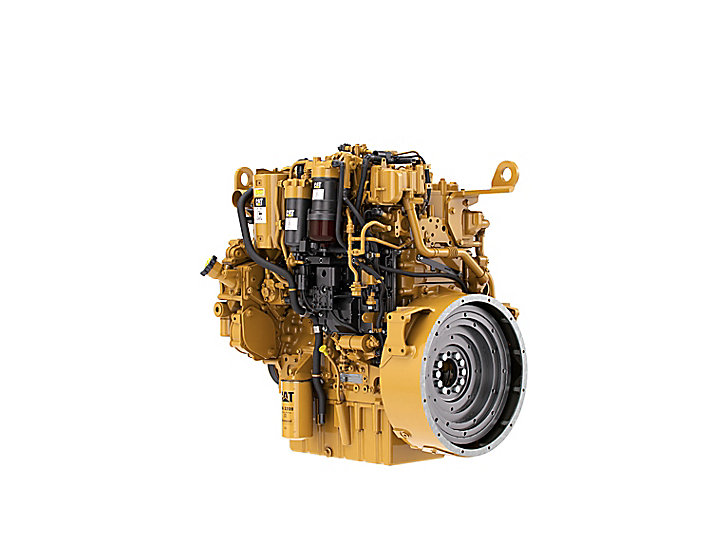 Cat | Cat<sup>®</sup> C9 ACERT™ Industrial Diesel Engine