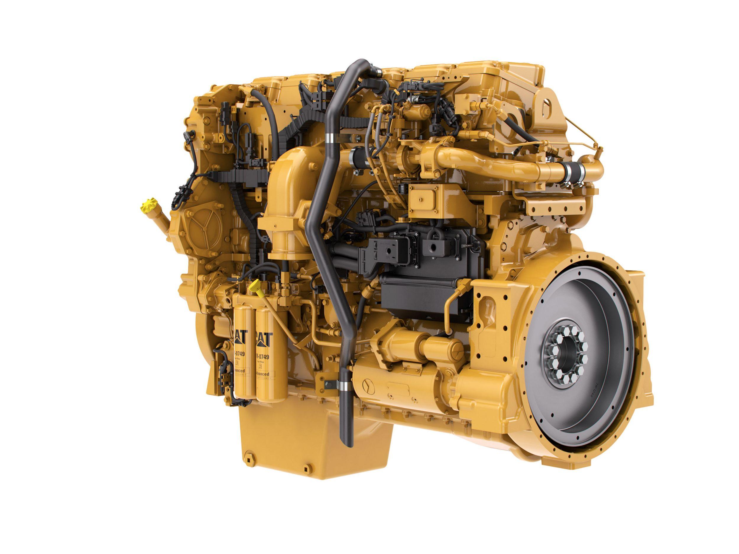 Cat® C15 Diesel Engine