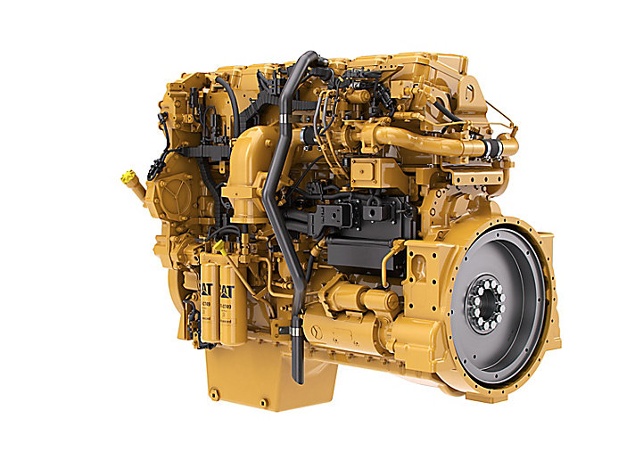 Cat® C15 Diesel Engine | Caterpillar - Cat