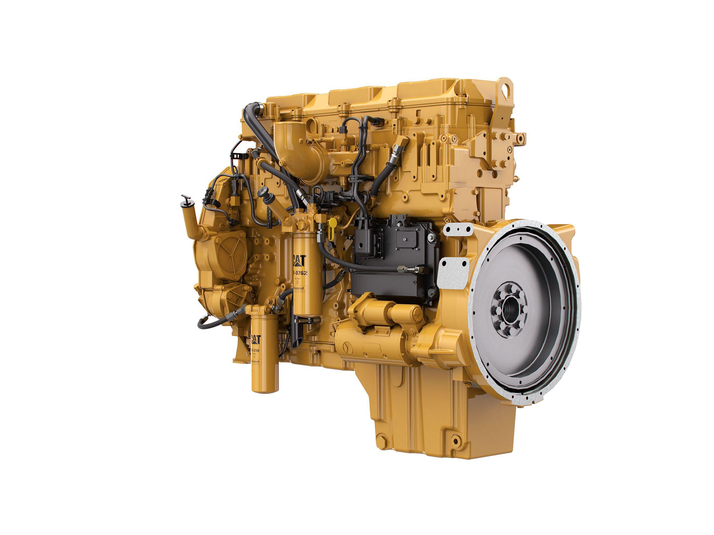 C13 LRC Diesel Engines – Lesser Regulated & Non-Regulated
