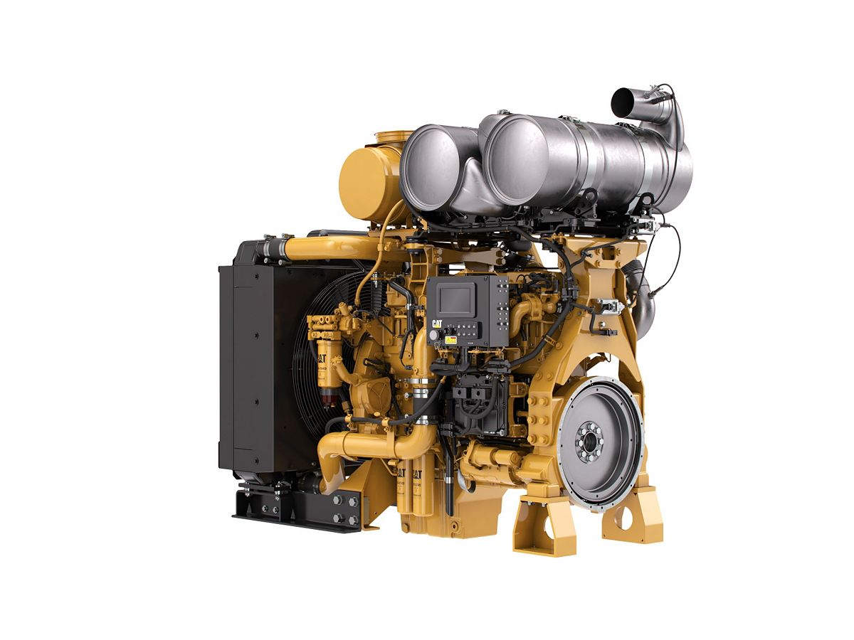 C13 Tier 4 Industrial Power Units – Highly Regulated