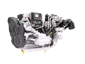 C8.7 High Performance Propulsion Engine