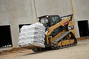 299D2 Compact Track Loader
