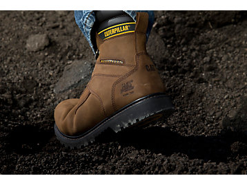 Cat | Building the Brand One Step at a Time | Caterpillar