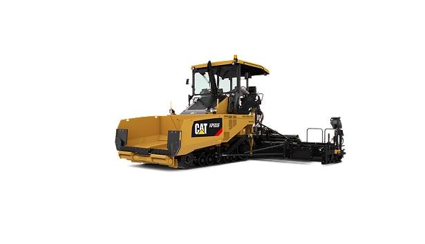 AP1000E Track Asphalt Paver