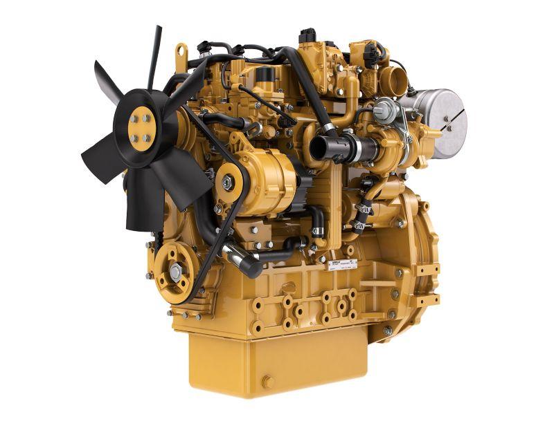 C2.2 Tier 4 Diesel Engines - Highly Regulated