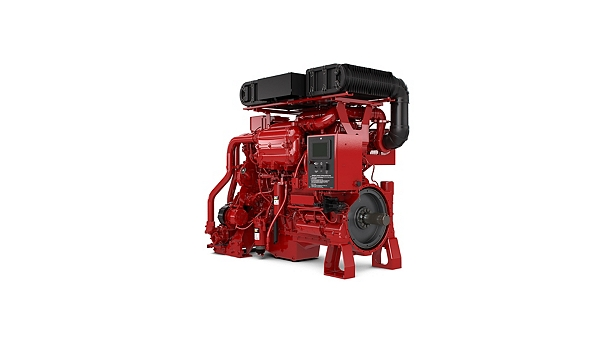 C18 ACERT Fire Pump Diesel Fire Pumps - Highly & Lesser Regulated