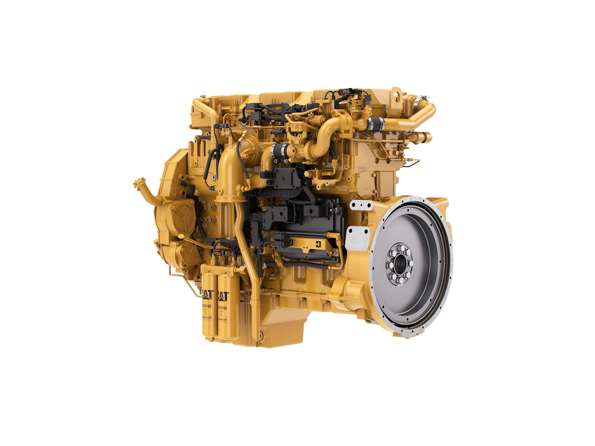 C13 Tier 4 Diesel Engines – Highly Regulated