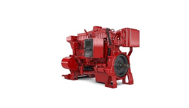 3406C Fire Pump