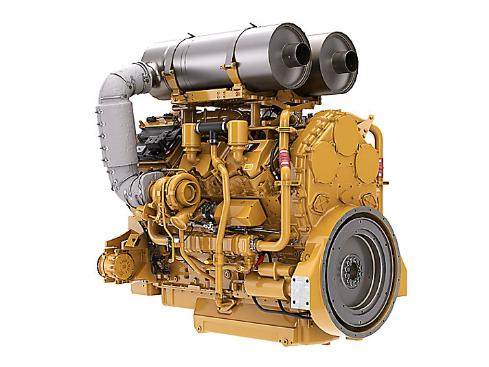C32 ACERT Tier 4  Diesel Engines - Highly Regulated