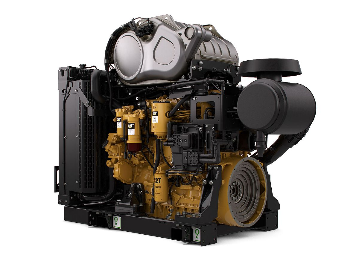 C7.1 Tier 4 Industrial Power Units – Highly Regulated