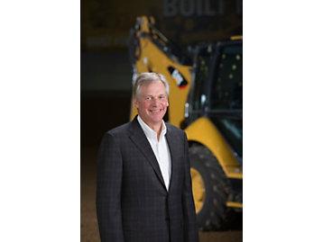 Doug Oberhelman, Chairman and CEO of Caterpillar