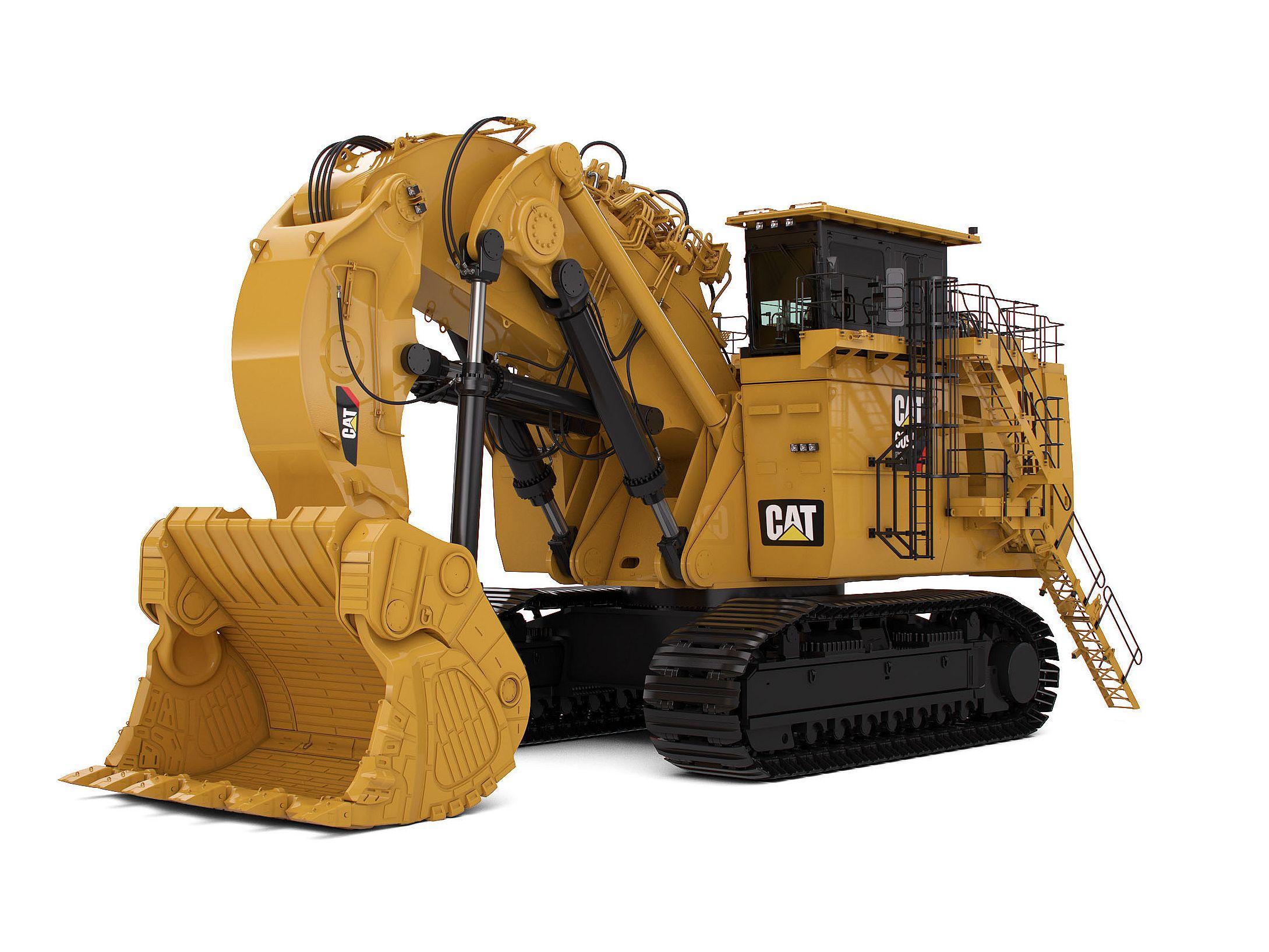 6090 FS Hydraulic Shovel