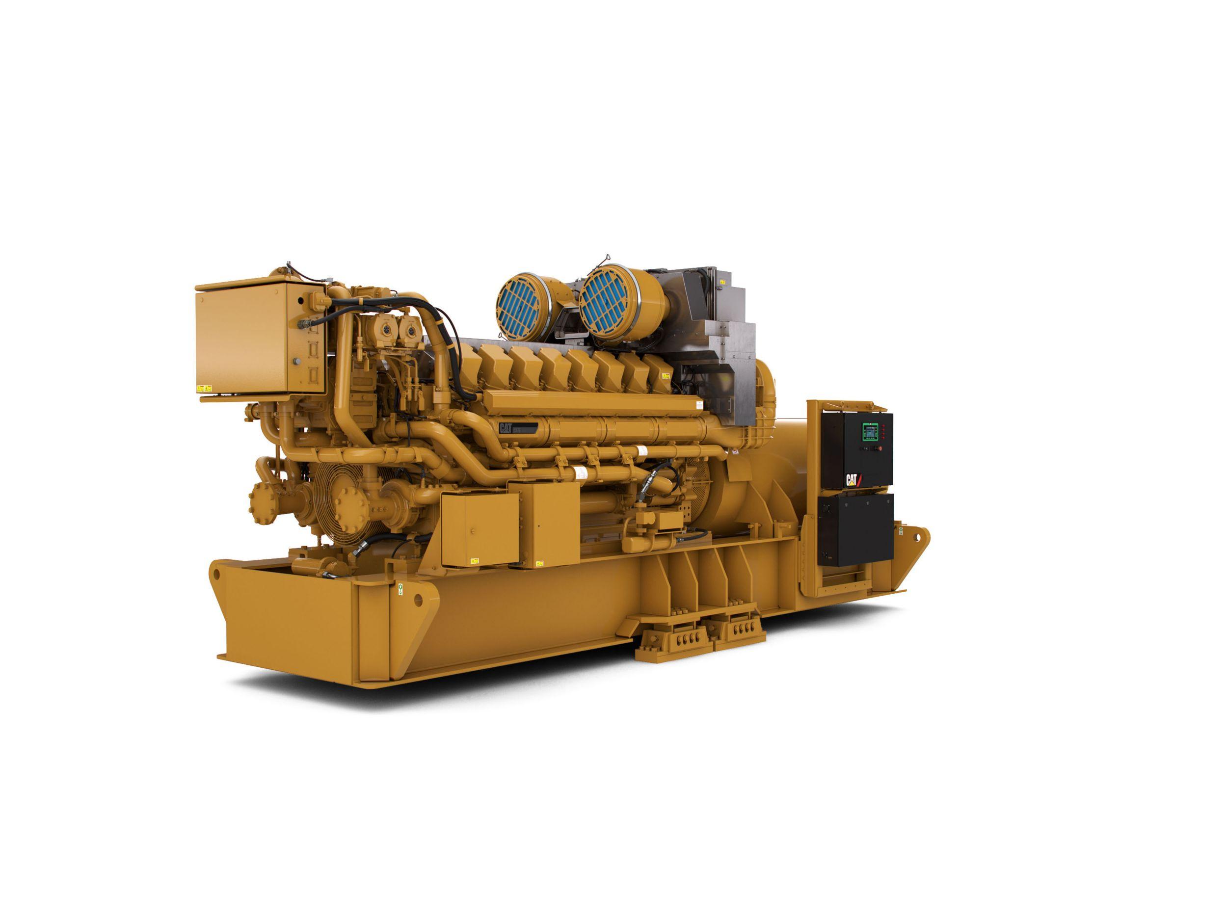 C175-16 Offshore Generator Set