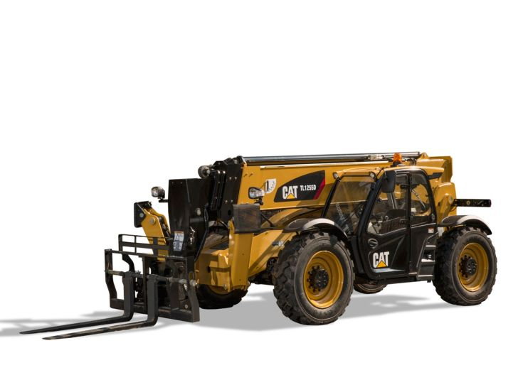 Skid Steer and Compact Track Loaders - TL1255D
