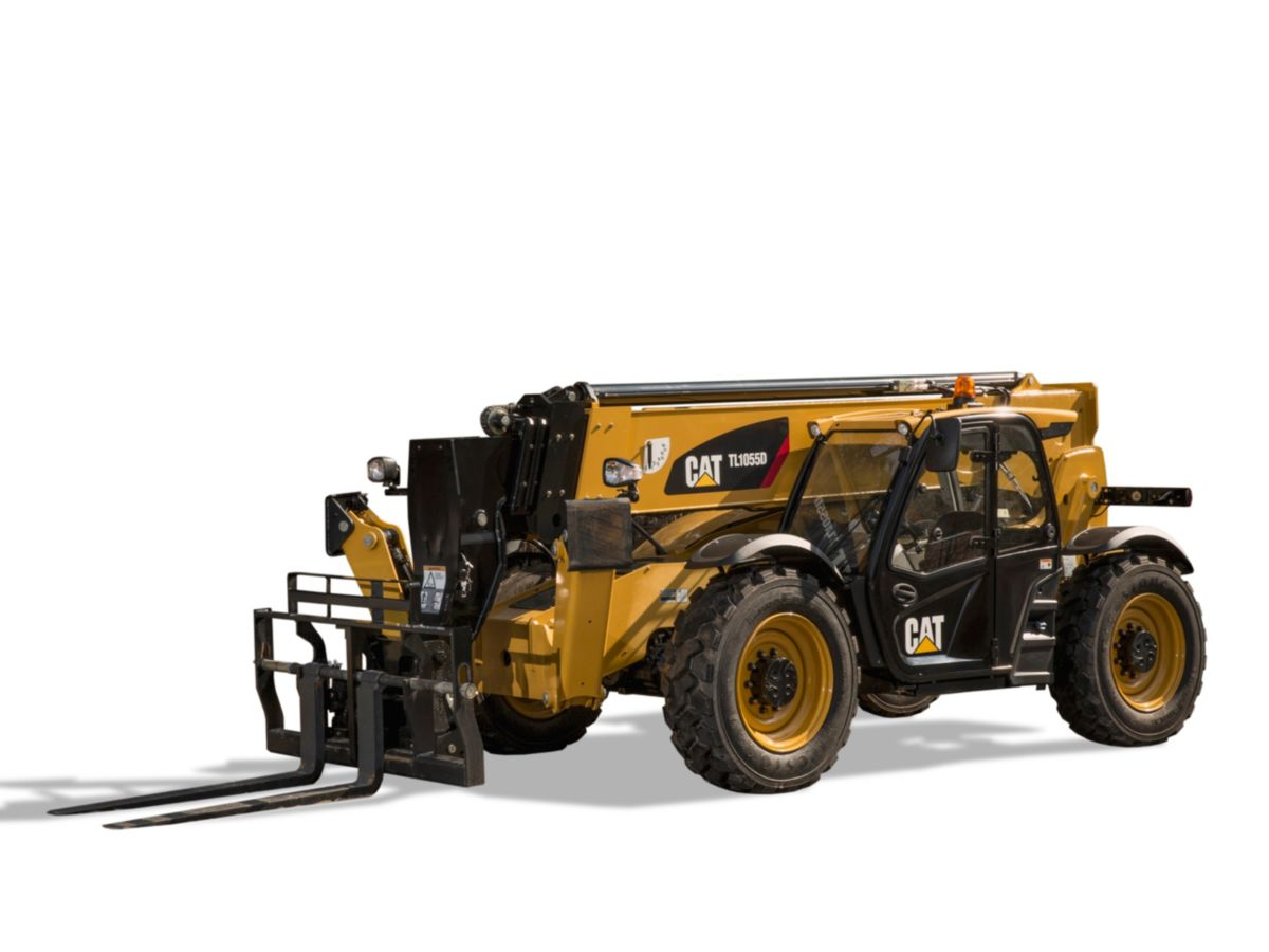 New Caterpillar TL1055D