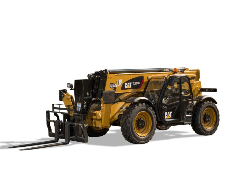 Skid Steer and Compact Track Loaders - TL1055D