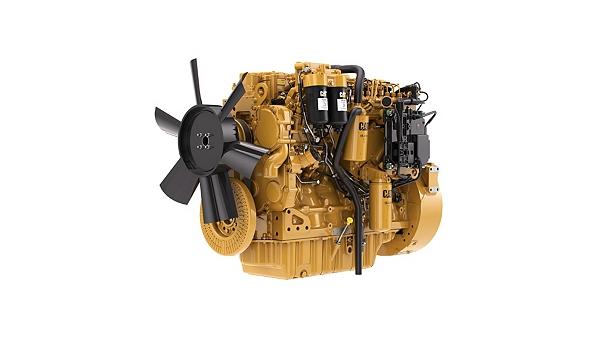 C7.1 LRC Diesel Engines - Lesser Regulated & Non-Regulated
