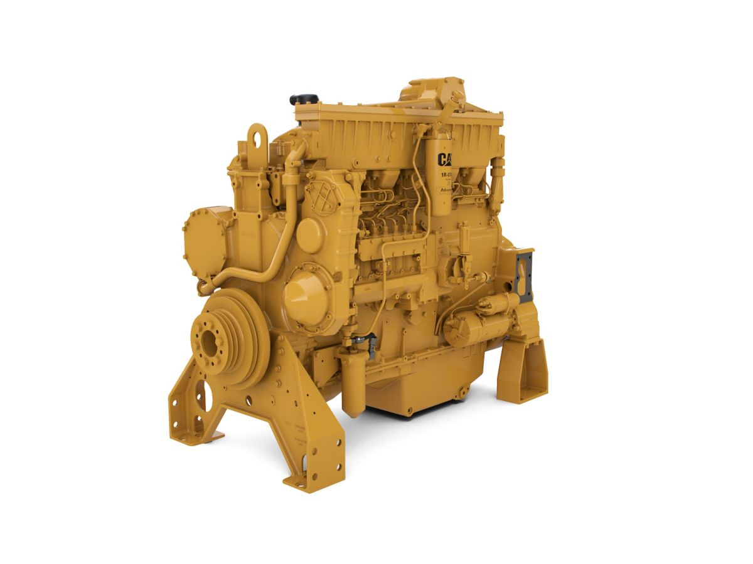 Cat® 3406C Diesel Engine - Altorfer