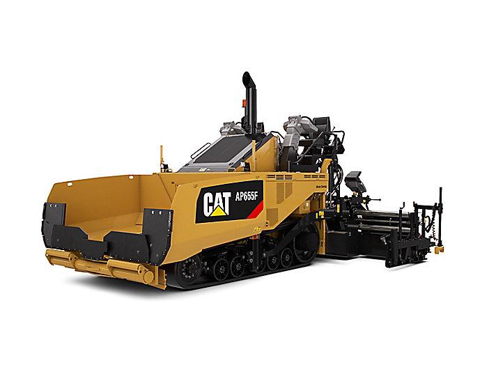 Cat | AP655F Mobil-Trac Paver | Caterpillar
