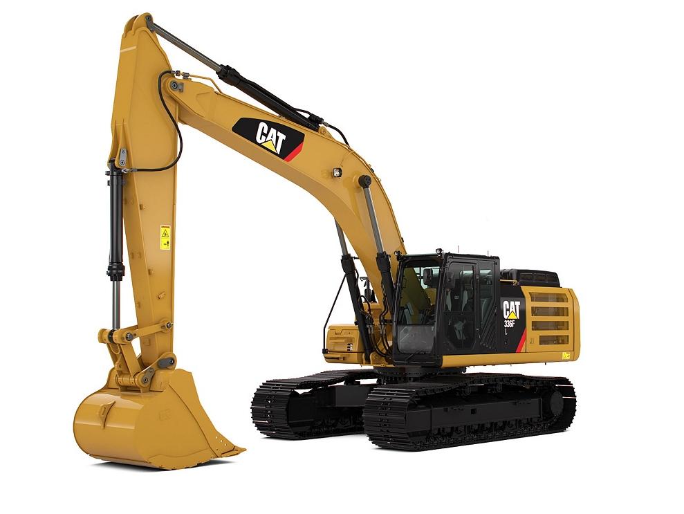 336F L Large Hydraulic Excavator